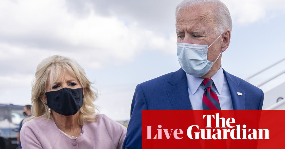 Biden set to announce economics team as US braces for post-holiday Covid surge – live updates – The Guardian