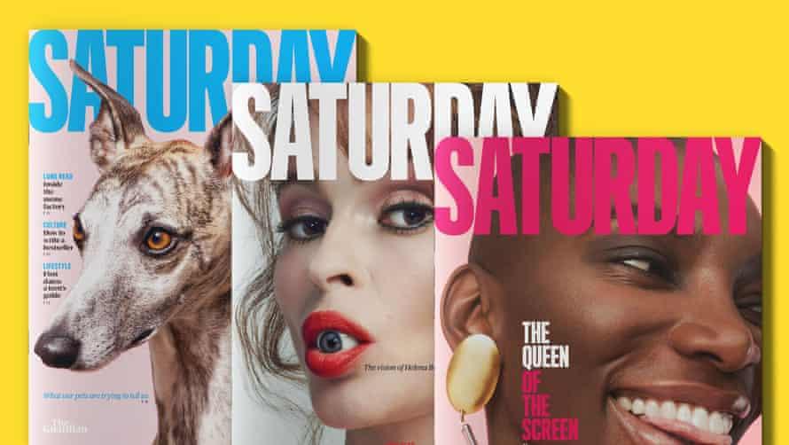 New Saturday magazine