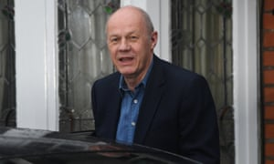 Damian Green became the third minister to resign from the cabinet.