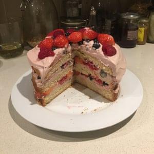 Catherine's layer cake