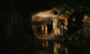 South Crofty tin mine near Redruth in Cornwall.