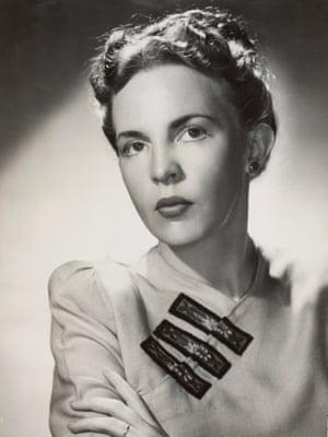 Ruth Park portrait, pre 1947