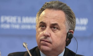 The sports minister Vitaly Mutko says Russia will be in Rio even if the track and field team is banned.