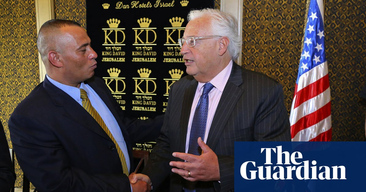 US ambassador: Israel has right to annex parts of West Bank | World