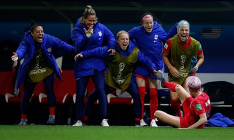 The US scoring 13 against Thailand was great, the celebrations were not | Hope Solo