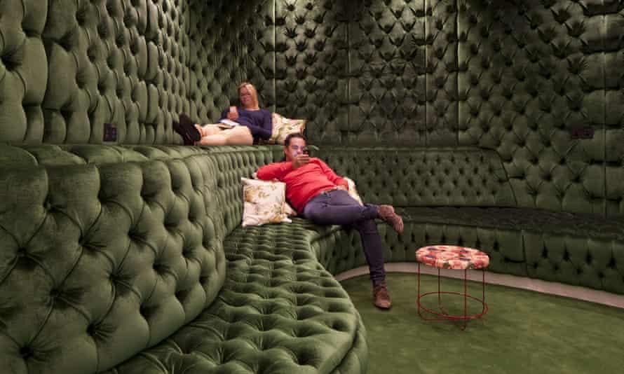 Inside Google's London headquarters
