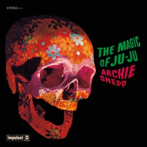 Archie Shepp - The Magic of Ju-JuReleased by Impulse in 1967 with design from Rogert & Barbara Flynn and photography from William E Levy