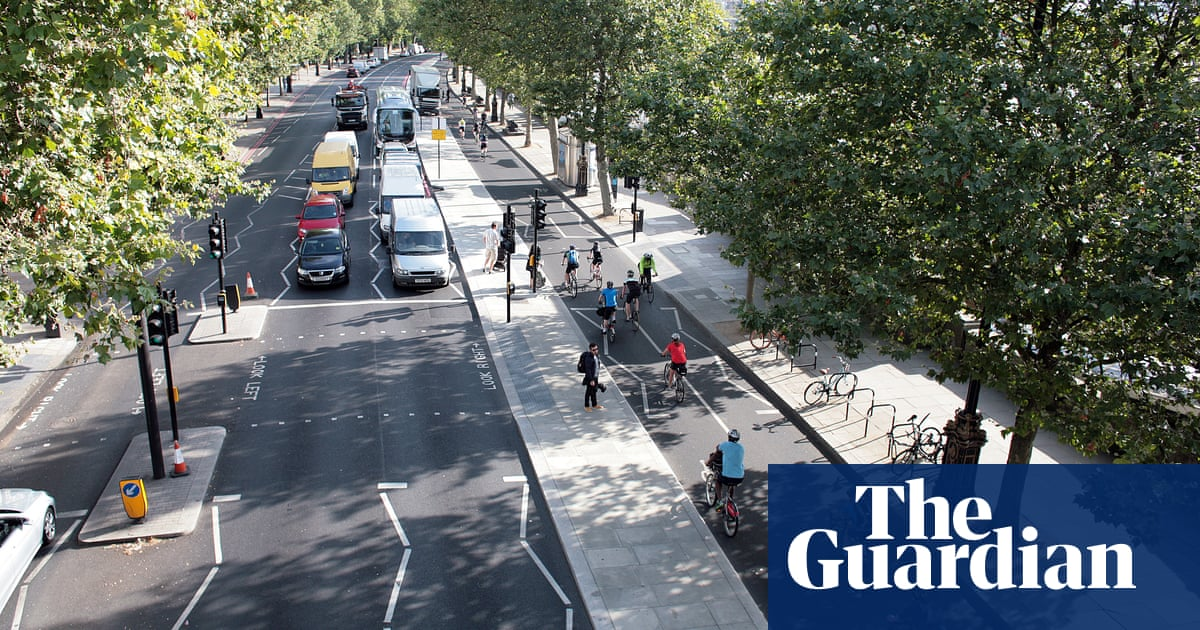 Who's behind the bid to get London's flagship bike lane ripped up?