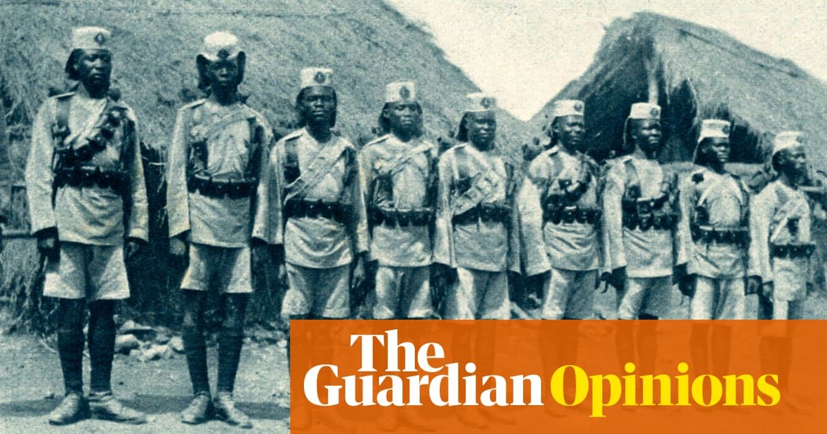 This war graves report shows Britain must face its colonial past with honesty