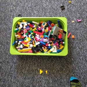 Tulio's lego box
