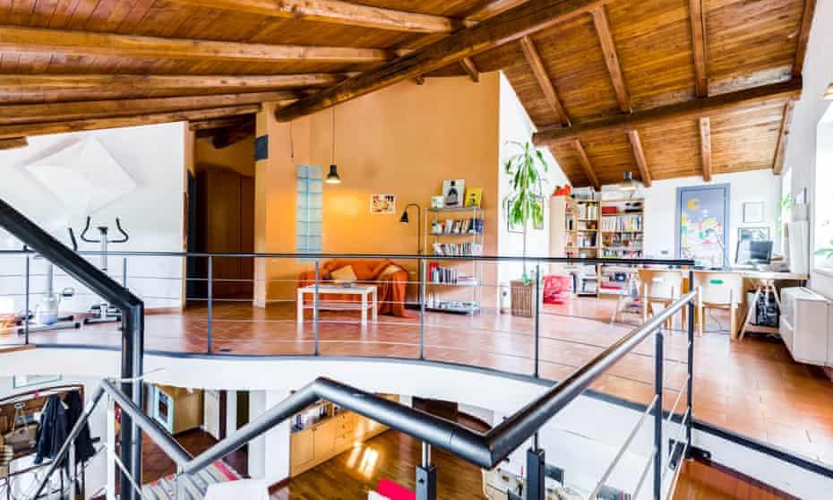 Carla Carli's homestay in Valmontone, Rome
