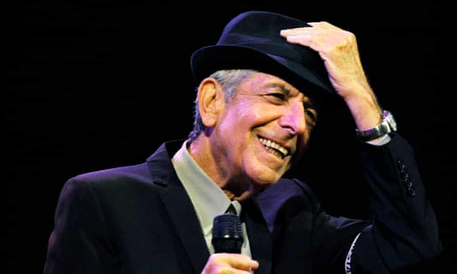 Leonard Cohen: a perfect fit.
