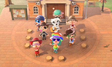 Animal Crossing: New Horizons.