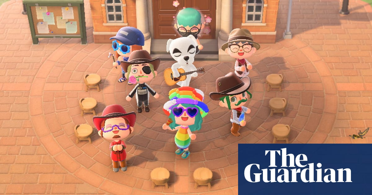It S Uniting People Why 11 Million Are Playing Animal Crossing New Horizons Games The Guardian