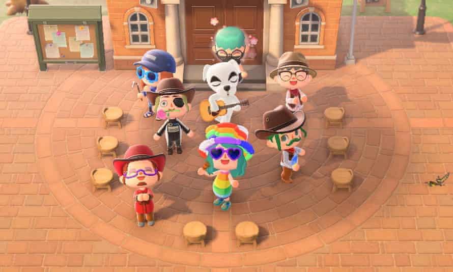 Animal Crossing: New Horizons on Nintendo Switch