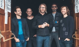 The National will headline Byron Bay's annual Bluesfest festival in New South Wales, Australia, 2016.