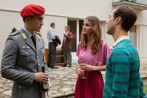Martin, Alex and Yvonne