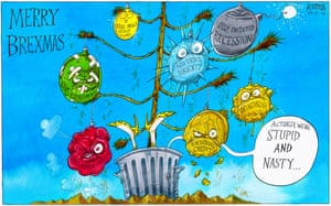 The Baubles Of Christmas Present Cartoon Opinion The