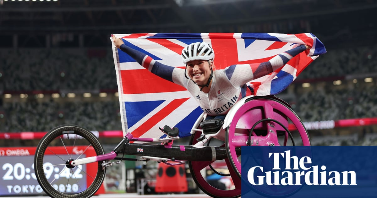 Samantha Kinghorn makes up for her Rio heartbreak with Paralympics bronze
