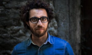The Palestinian-Icelandic writer Mazen Maarouf's life 'has taken an unconventional path', as his work demonstrates.