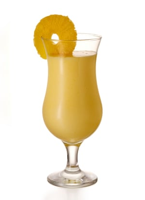 The Club Tropicana cocktail, courtesy of London Cocktail Club's JJ Goodman.