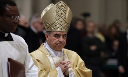Cardinal Giovanni Angelo Becciu has resigned from the post and renounced his rights as a cardinal amid a financial scandal