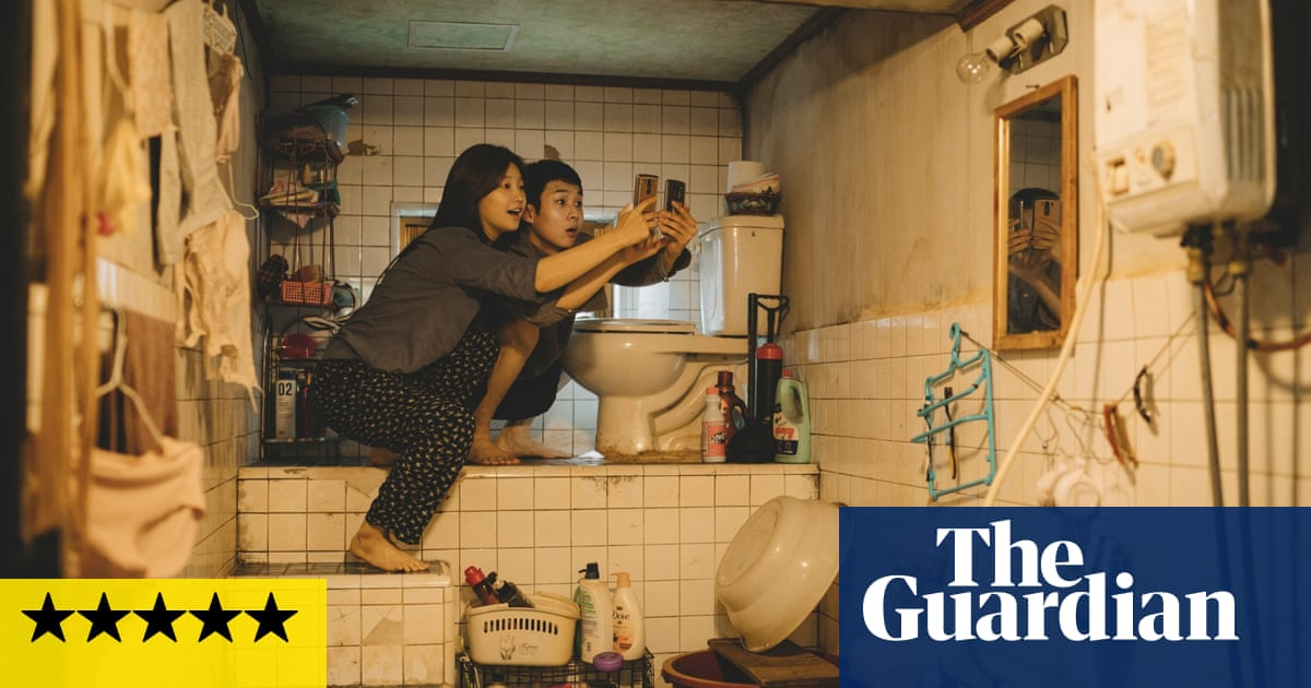 Image Result For Parasite Film Review The Guardian