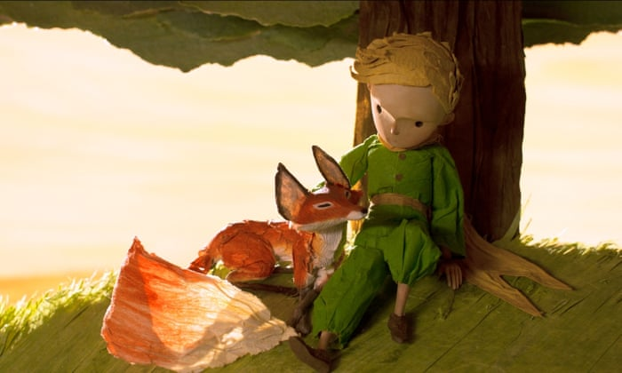 The Little Prince Review Charming Story Encumbered By Netflix Update Film The Guardian