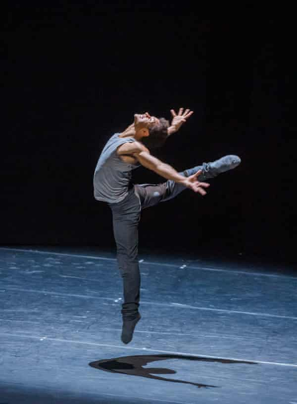 Marcelino Sambe in Flight Pattern at the Royal Opera House in May 2019