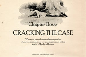 Sherlock gallery: Cracking the Case