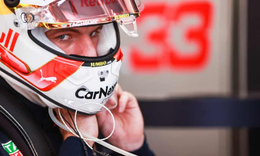 Max Verstappen needs to show that he can handle adversity after losing his championship lead.