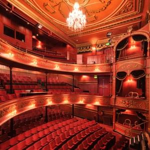 Theatre Royal Stratford East, London