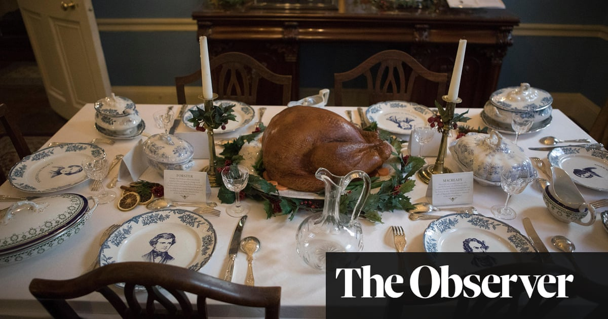 Host of Christmas past: how to serve turkey like Dickens