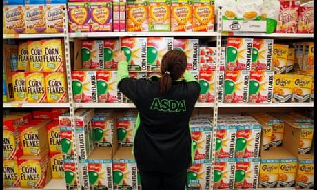 Asda Backs Down Over Food Bank Ban Business The Guardian
