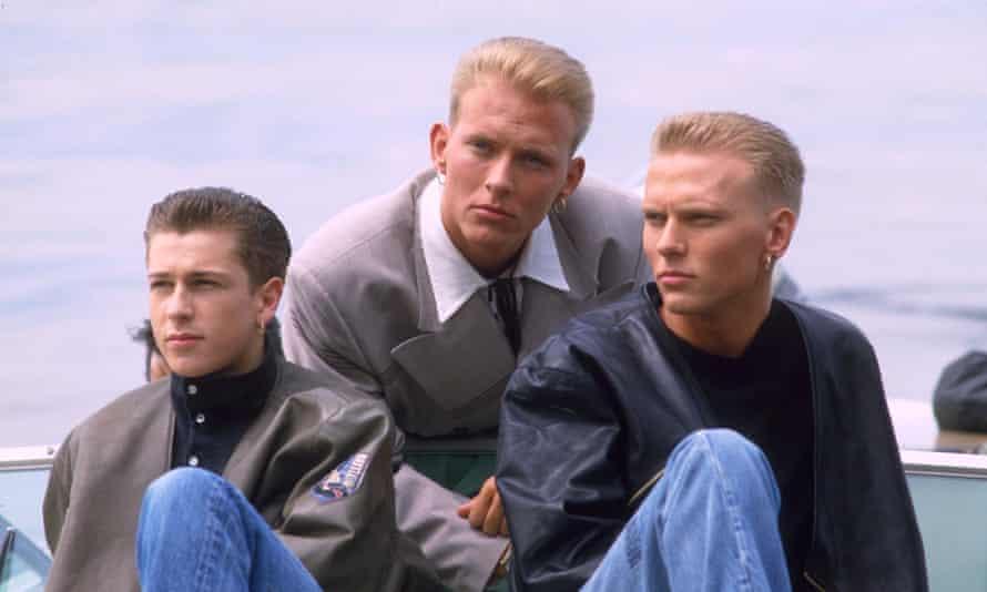 Bros in 1988.