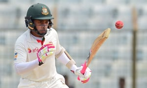 Bangladesh's captain, wicketkeeper and leading run scorer Mushfiqur Rahim has led from the front.