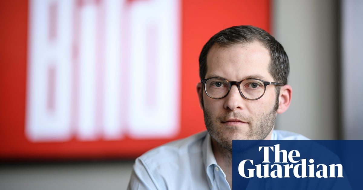Editor of German tabloid Bild sacked after sexual misconduct claims