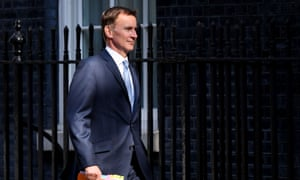 The foreign secretary had called for a meeting with May.
