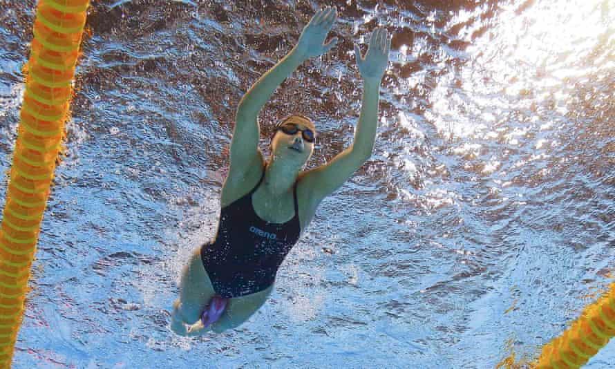 Syrian refugee Yusra Mardini, swimmer
