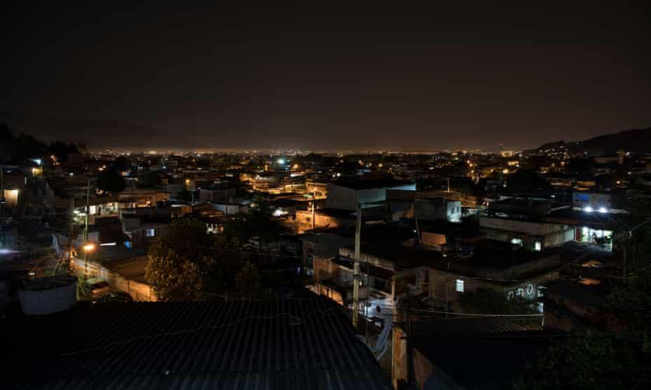 Rio's Favela do 48 where Margareth Teixeira was killed as she walked to church