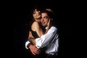 With Laura San Giacomo in Sex, Lies, and Videotape.