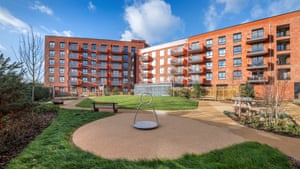 Fantasy : shared : Thamesmead, south east London
