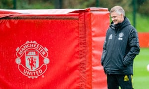 Ole Gunnar Solskjær keeps smiling in training on Friday despite a difficult week for the Manchester United manager.
