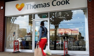 'We had to send screen shots of the double charging from our bank account because Thomas Cook, we were told, could not trace it.'