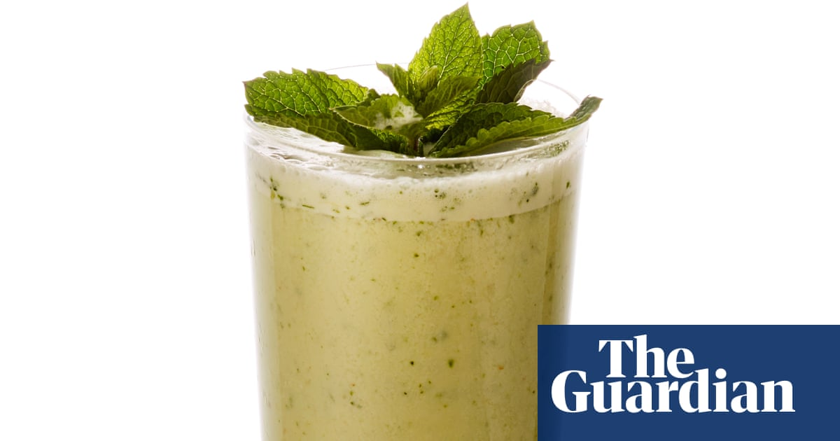 Cocktail of the week: Bombay Bustle's mint chaas