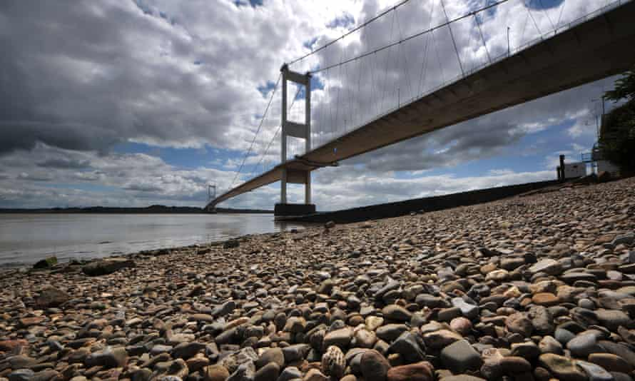Innovations led by Michael Parsons allowed for reductions in weight and wind loading on the Severn suspension bridge, which was opened in 1966.