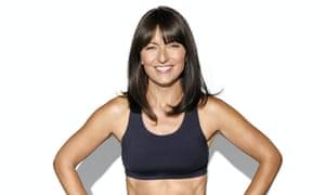 Davina McCall: fitness guru