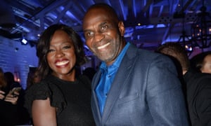 Viola Davis and husband Julius Tennon.