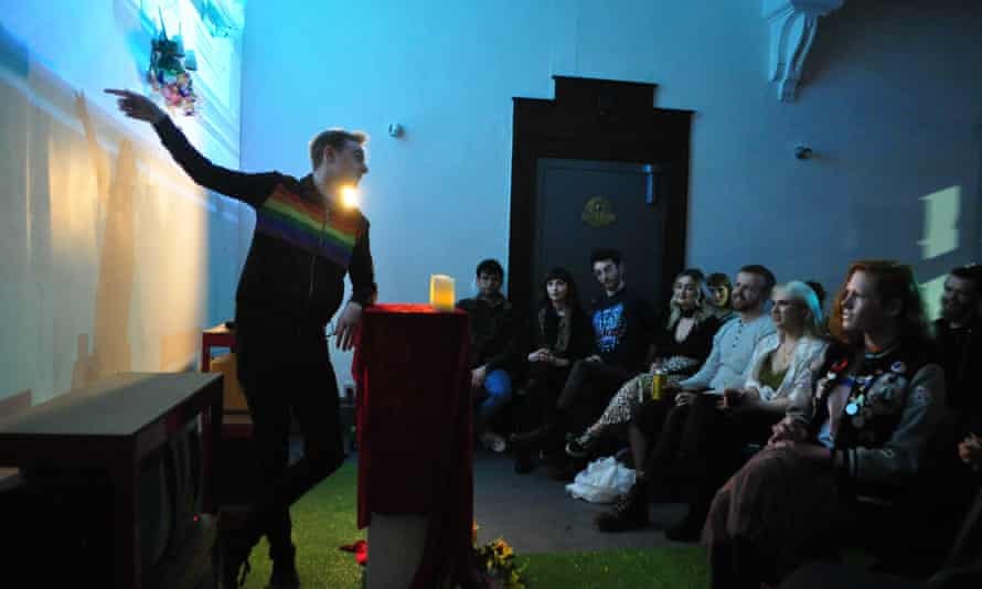 'The radical art of existing' ... Queer As Spoke event in The 343 in Belfast