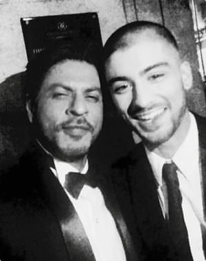 <strong>April</strong> 2015 was the year Zayn reconnected with his Asian roots. What better way to celebrate than with the most retweeted selfie in India, featuring the country's No1 icon, Shah Rukh Khan?